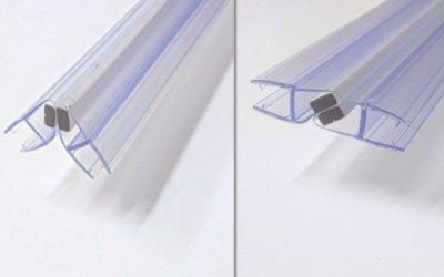 Magnetic Shower Door Seals 8mm