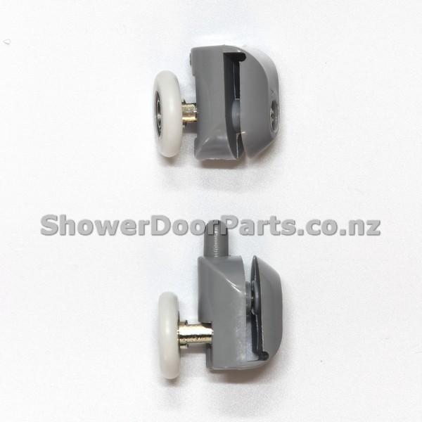 NOB1 & NOT1 - shower door rollers view 3