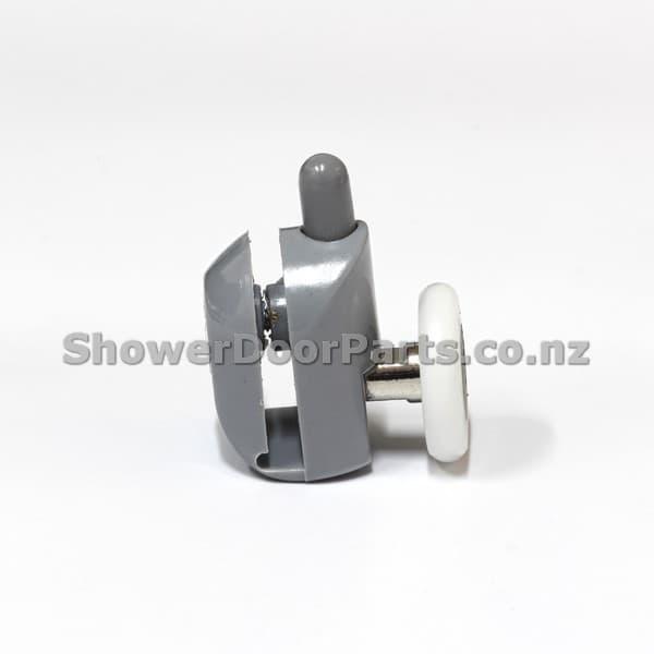 NOB2- bottom shower door rollers