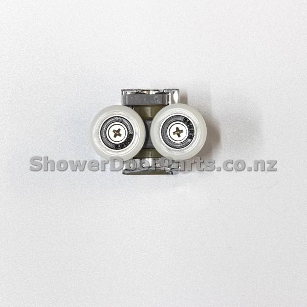 CLT1 - top Shower Door Roller 2 Wheeled