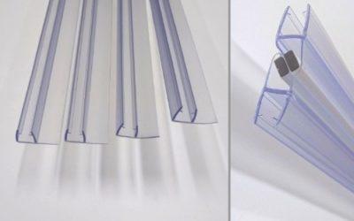 Curved Shower Door Seals 8mm